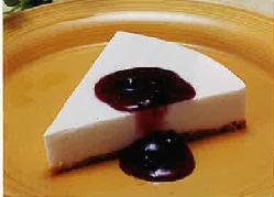 レアチーズケーキ風